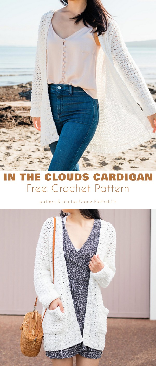 In The Clouds Cardigan