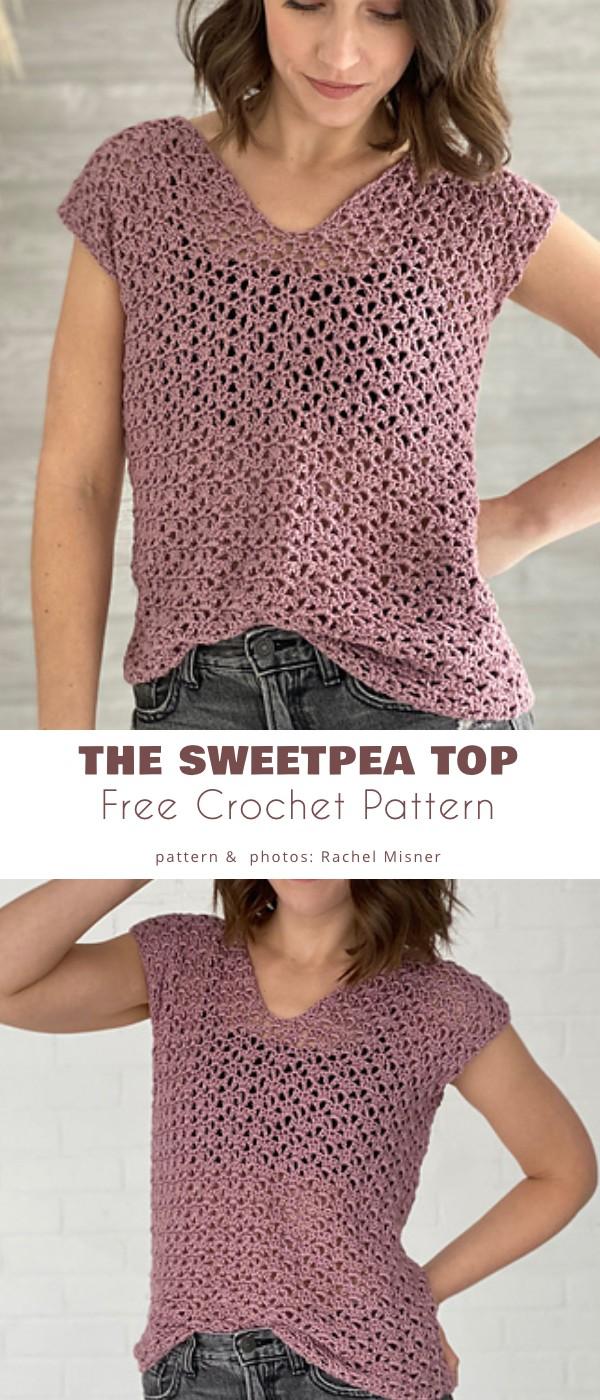 The Sweetpea Top