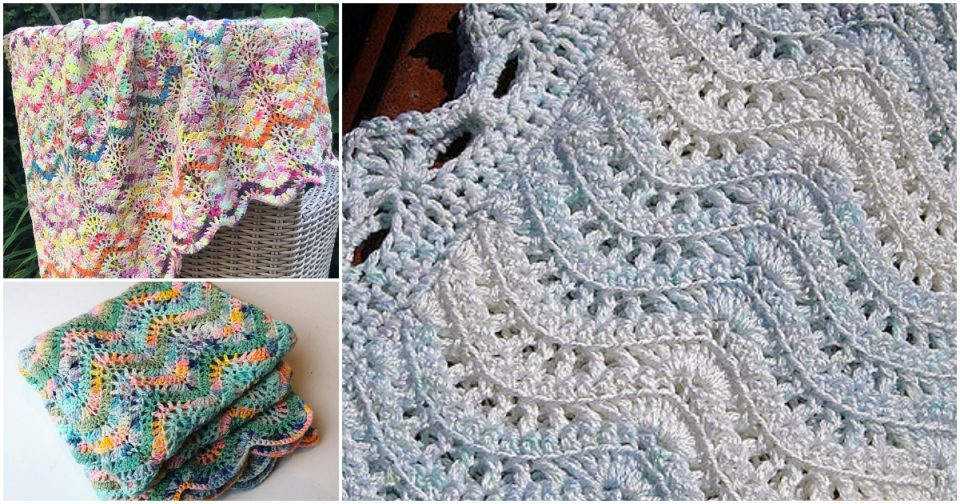 Feather and Fun Blanket