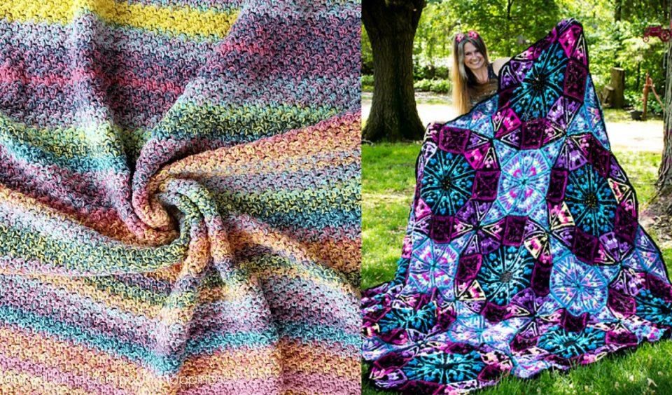 Kaleidoscope Blankets