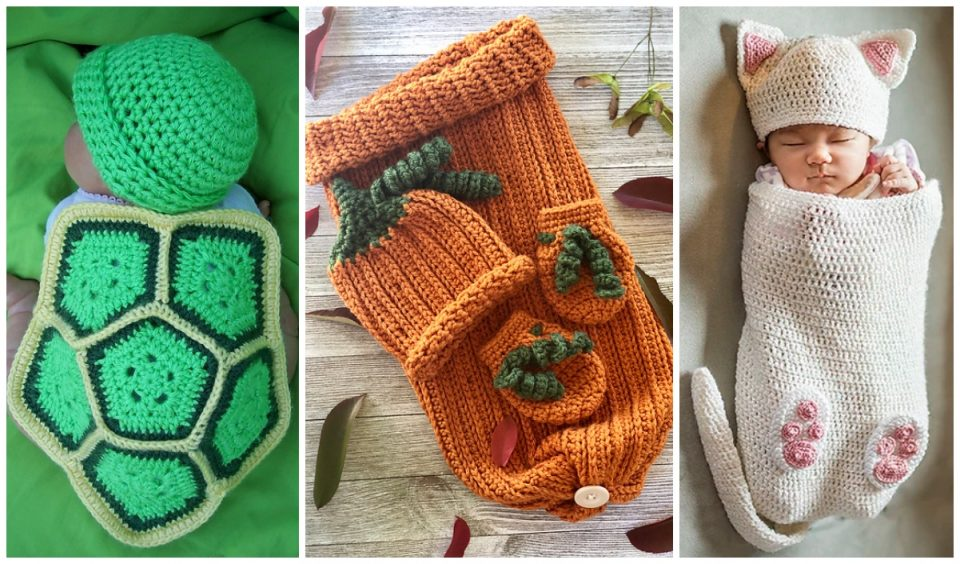 Baby Set Crochet Ideas