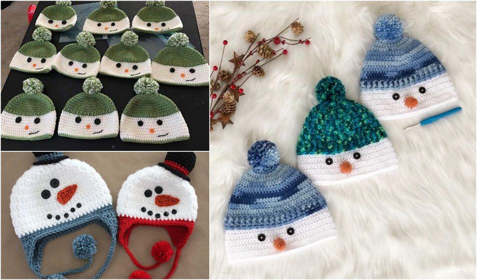 Snowman Hats