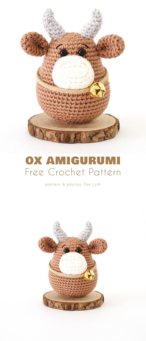 Ox Amigurumi