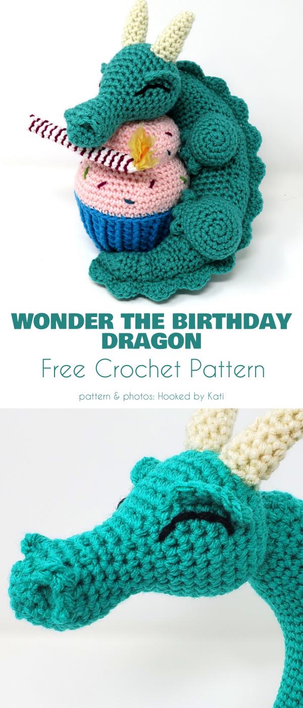 Wonder the Birthday Dragon