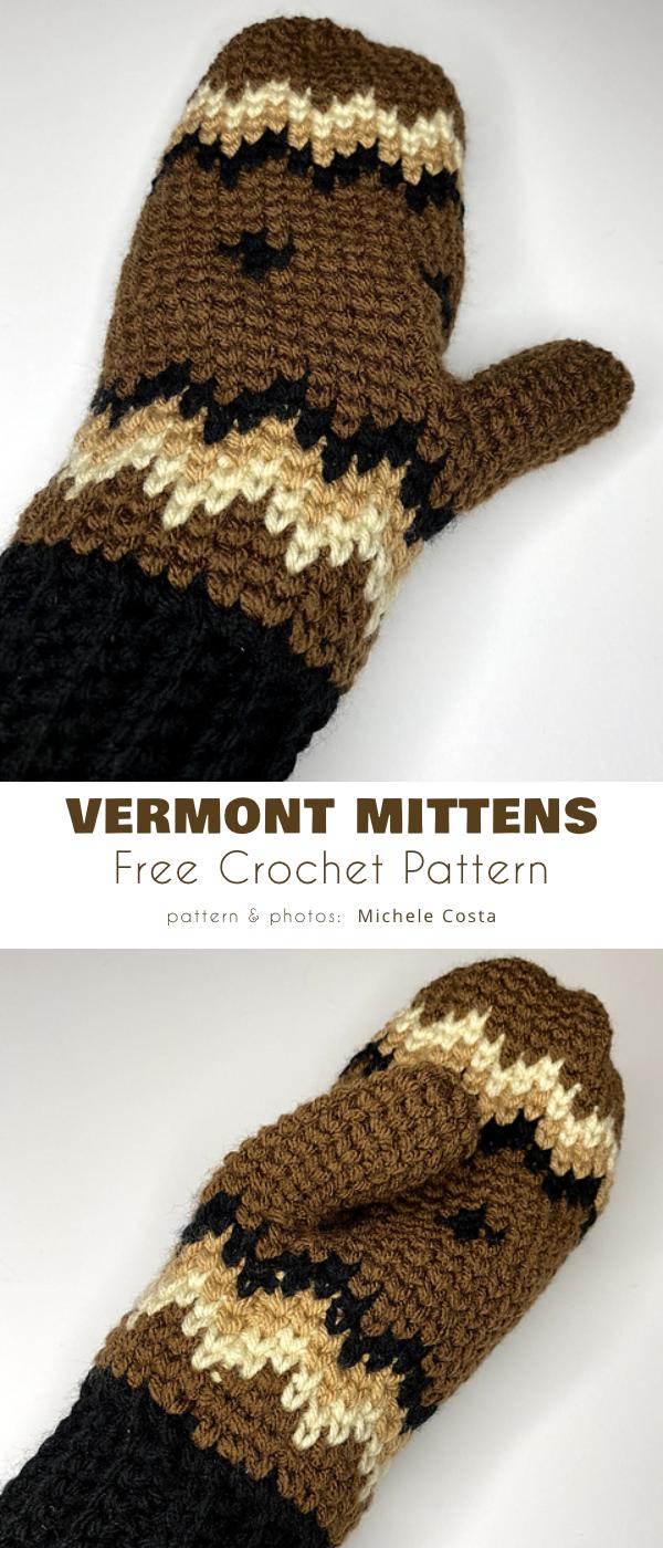 Vermont Mittens