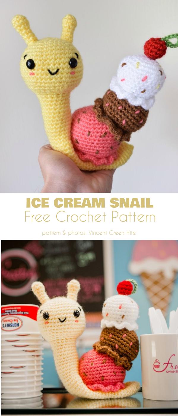 Ice Cream Snail