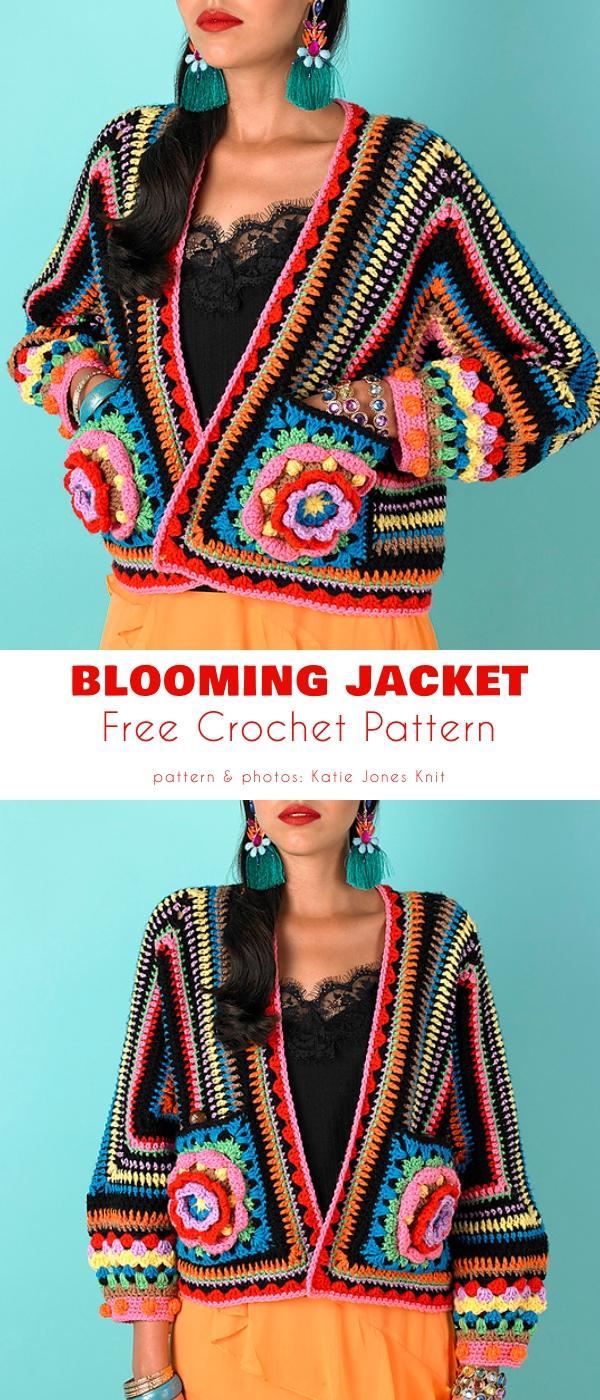 Blooming Jacket