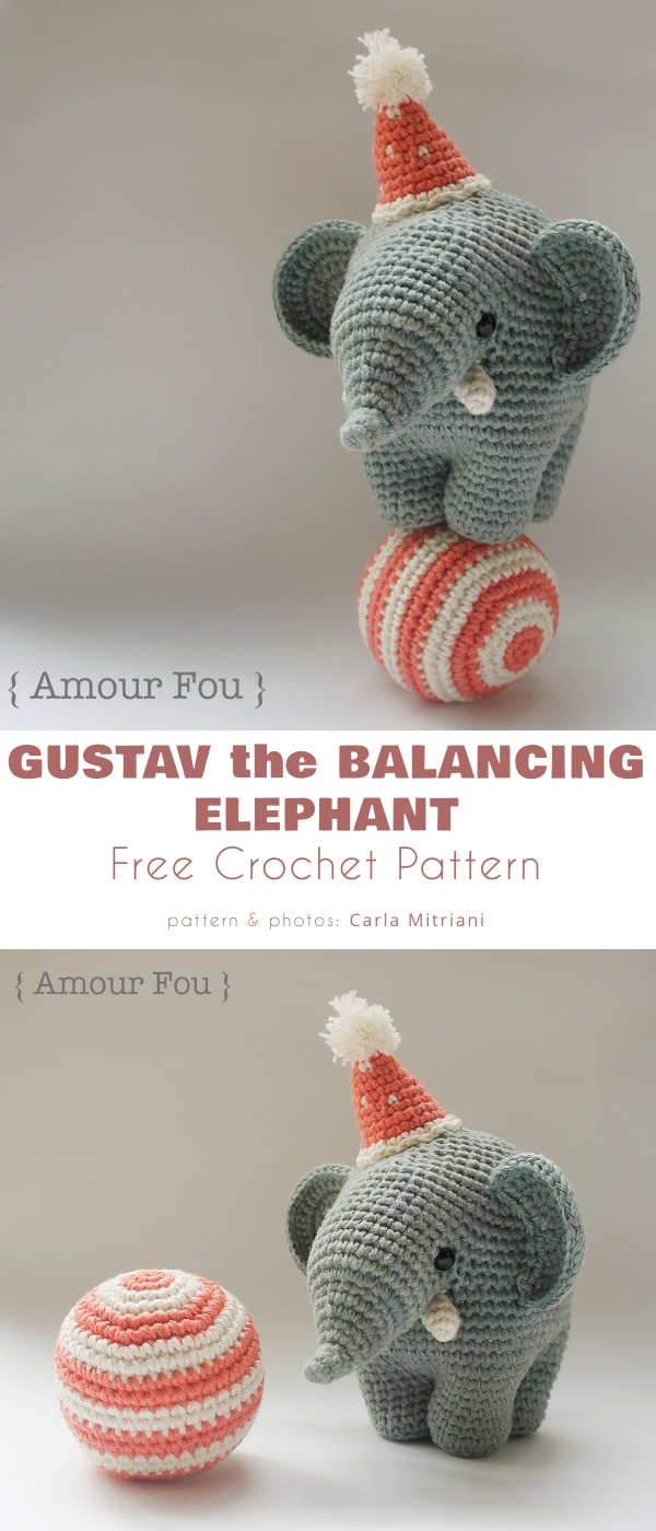 Gustav the Balancing Elephant