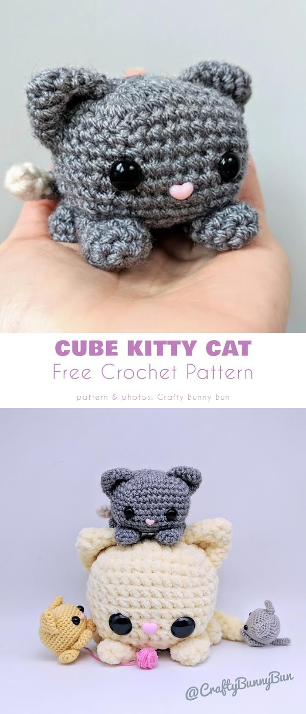 Cube Kitty Cat