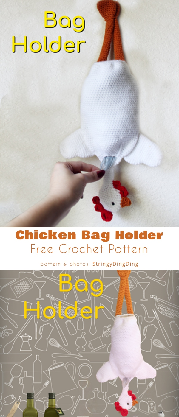 Chicken Bag Holder