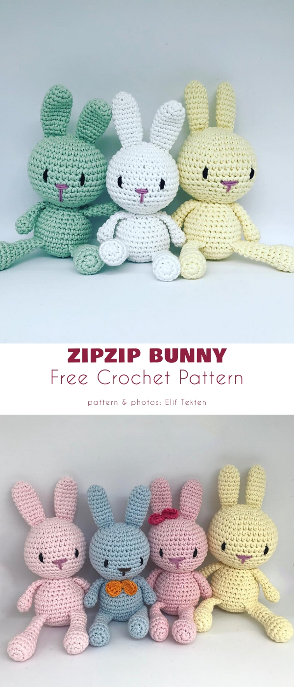 Zipzip Bunny