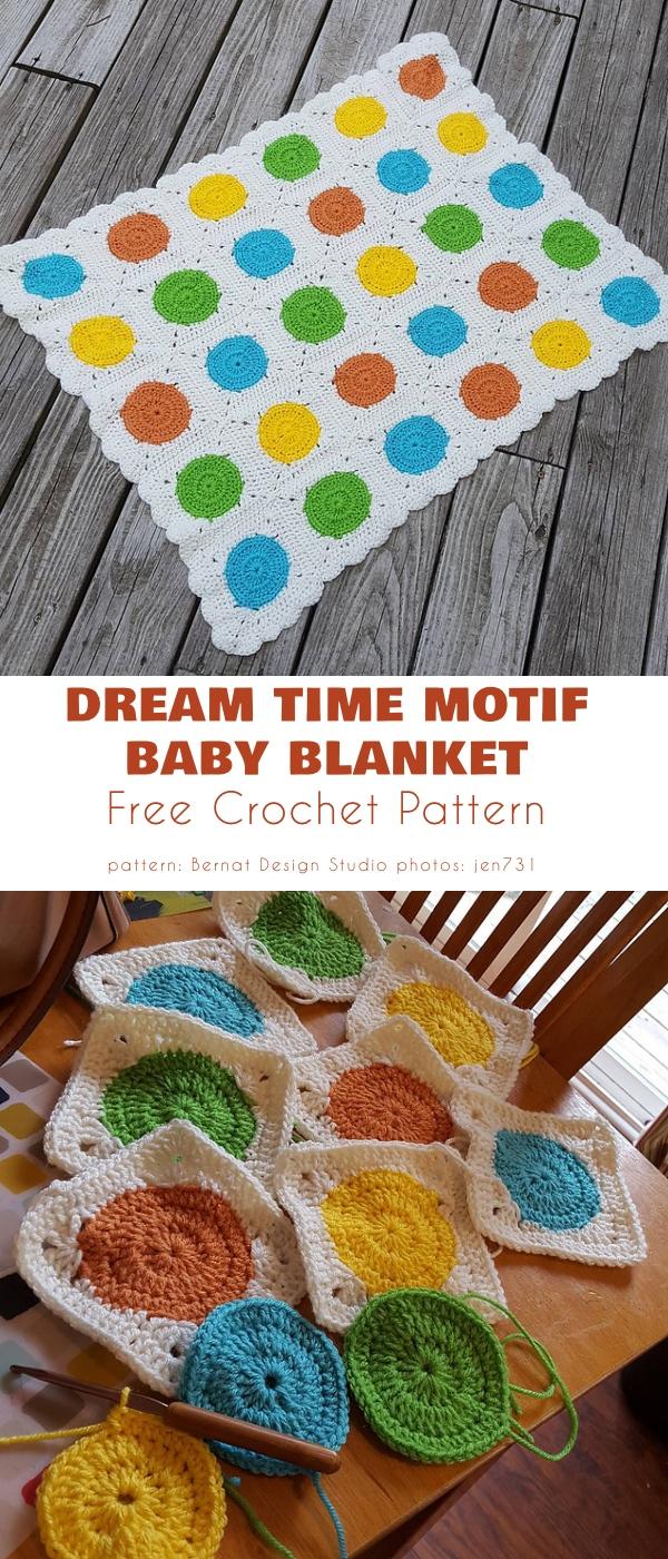 Dream time blanket