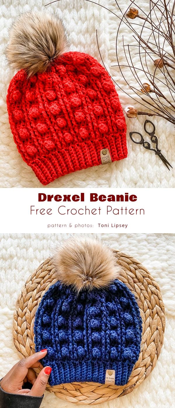 Drexel Beanie