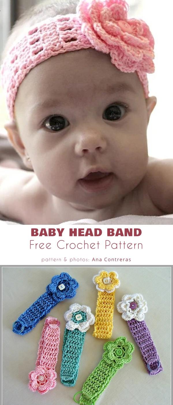 Baby Head Band