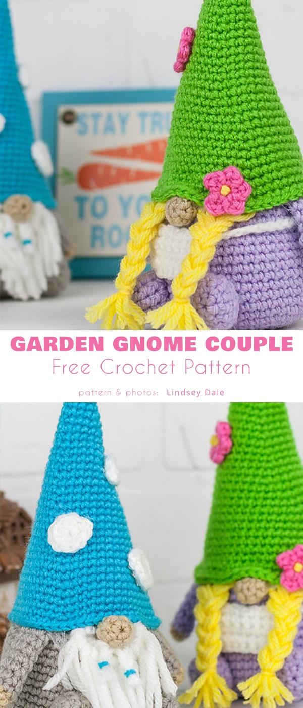 Garden Gnome Couple