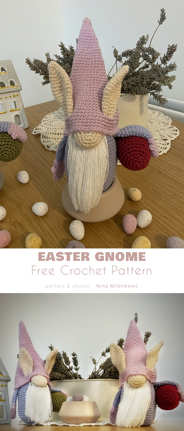 Easter gnome