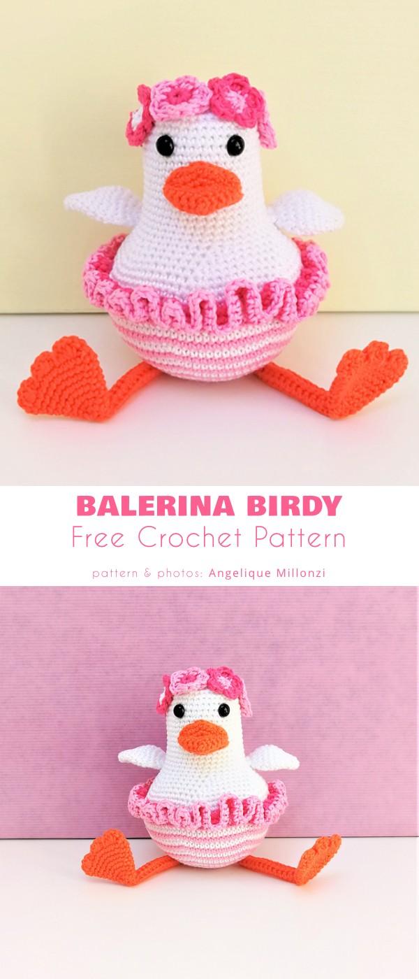 Ballerina Birdy