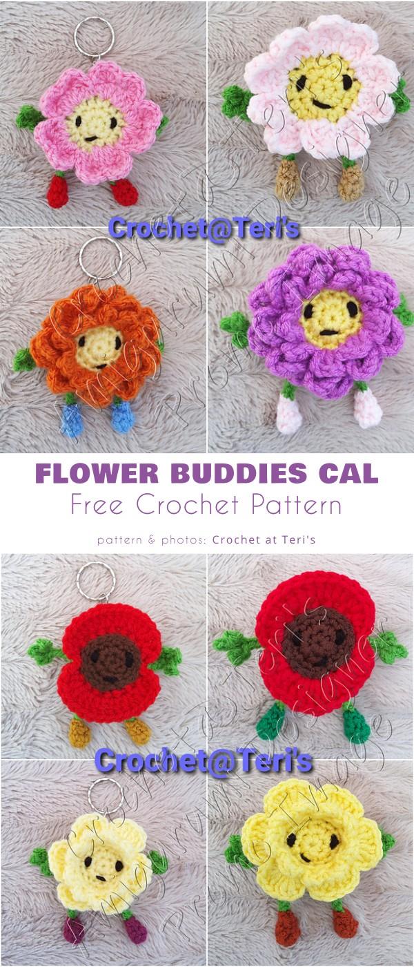 flower buddies cal