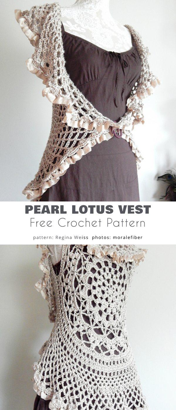 Pearl Lotus Vest