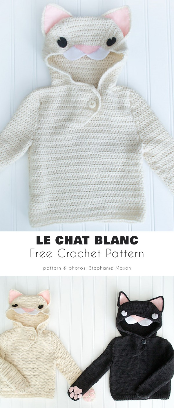 Le Chat Blanc Sweater