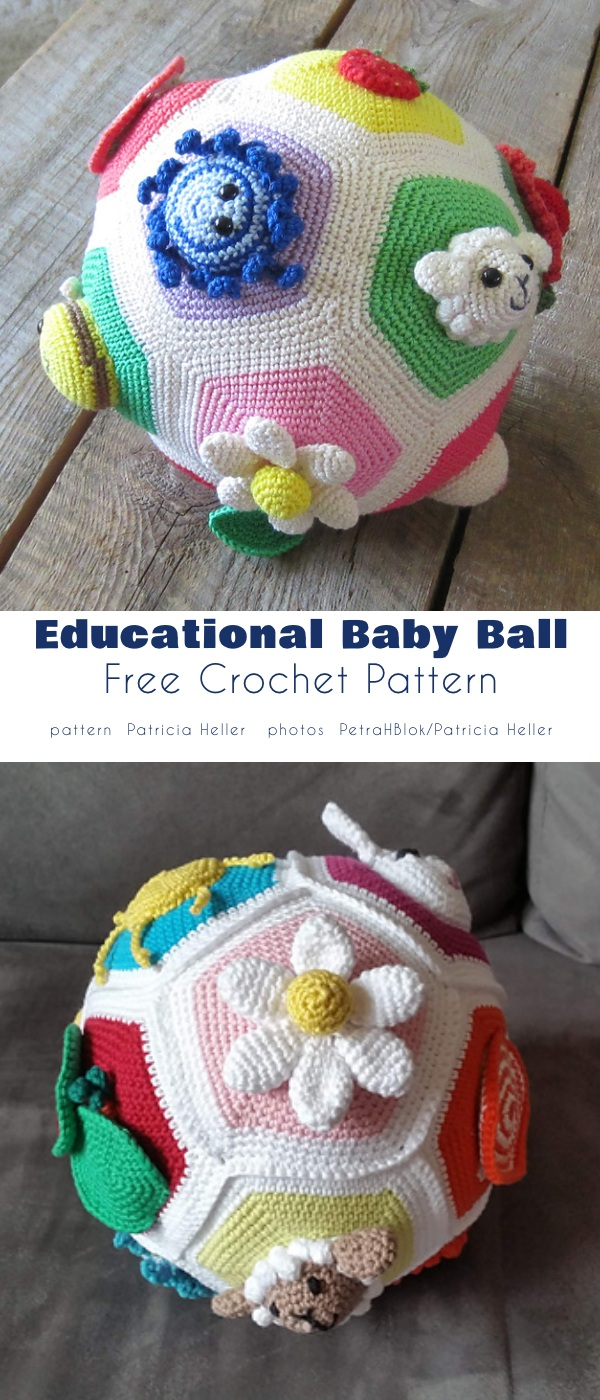 Educational Baby Ball