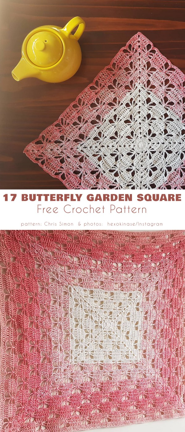 17 Butterfly Garden Square