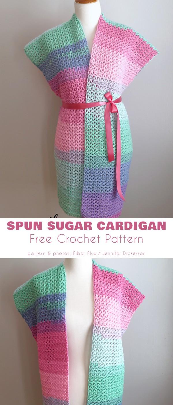Spun Sugar Cardigan