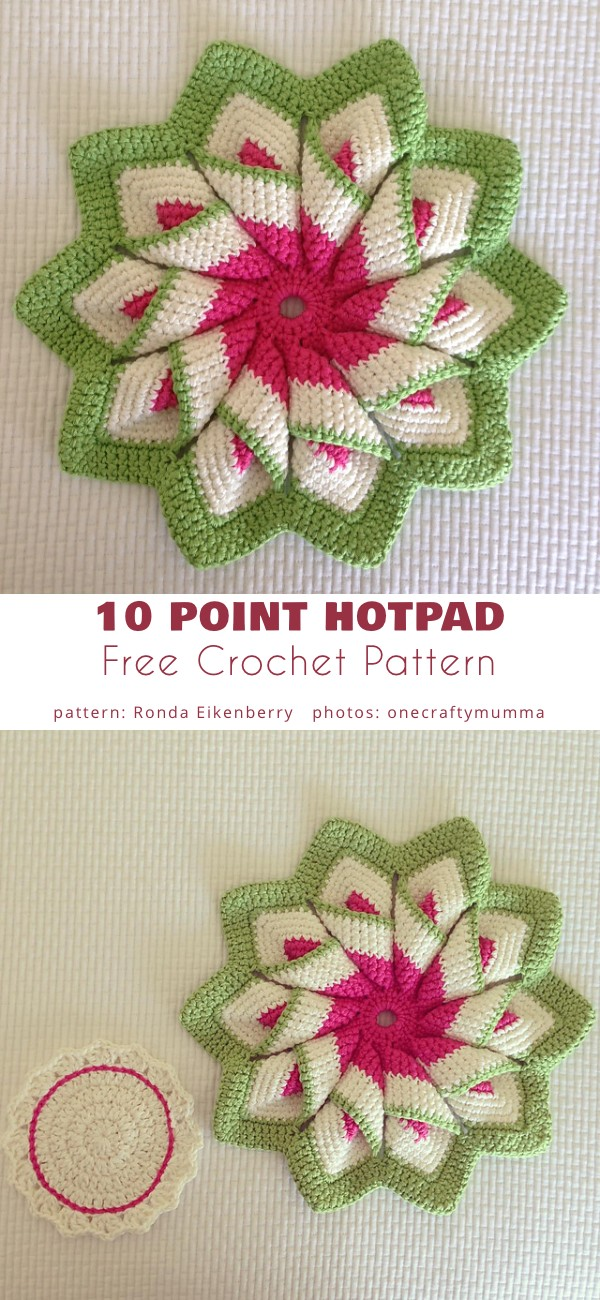 10 Point Hotpad