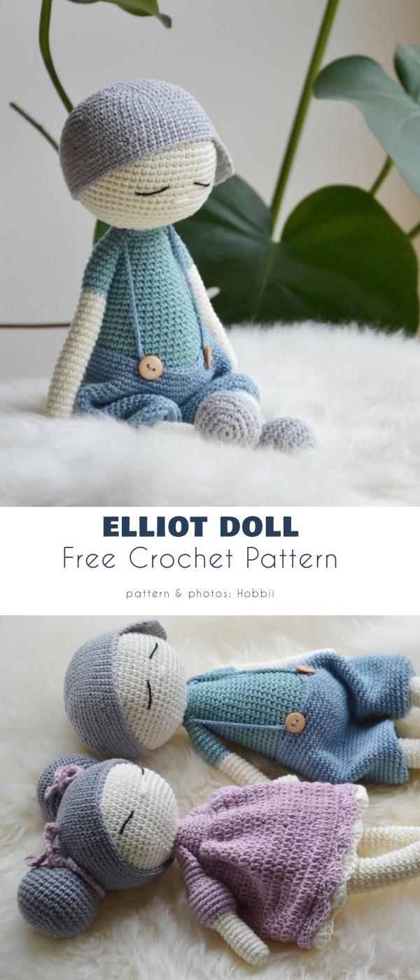 Elliot - Doll