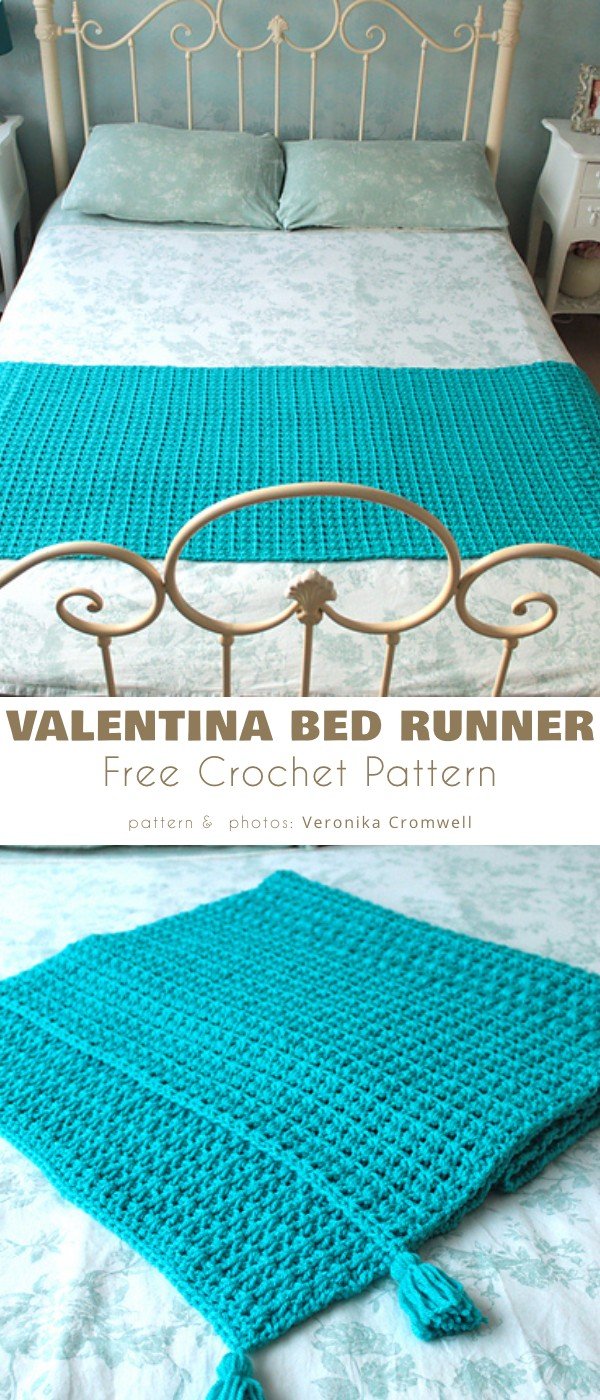 Valentina Bed Runner