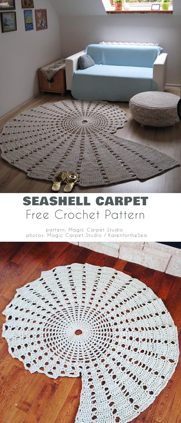 Seashell Carpet