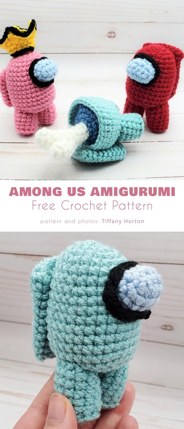 Among Us Amigurumi