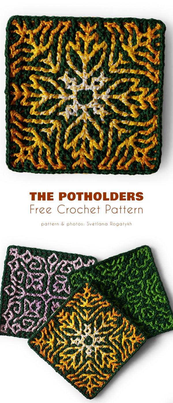 The potholder