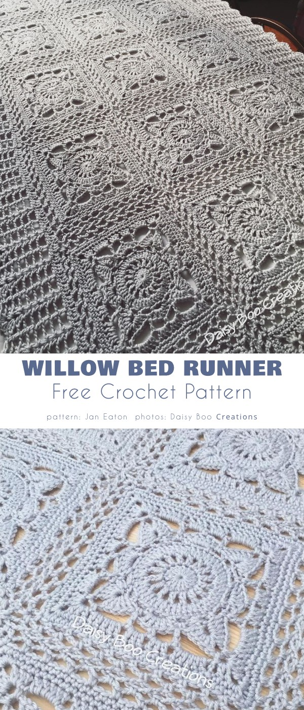 Willow Bed Runner