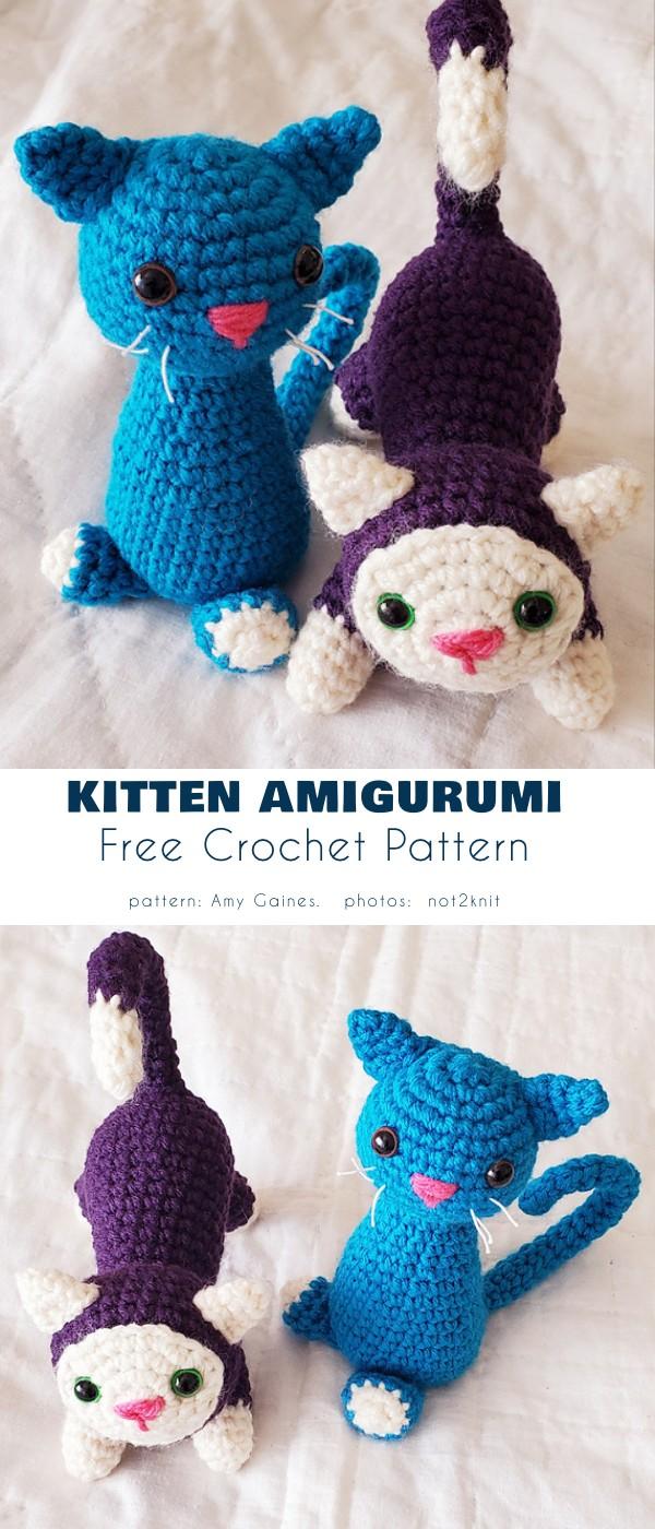 Kitten Amigurumi
