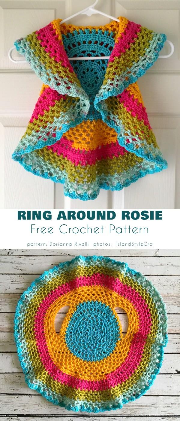 Ring Around the Rosie Vest