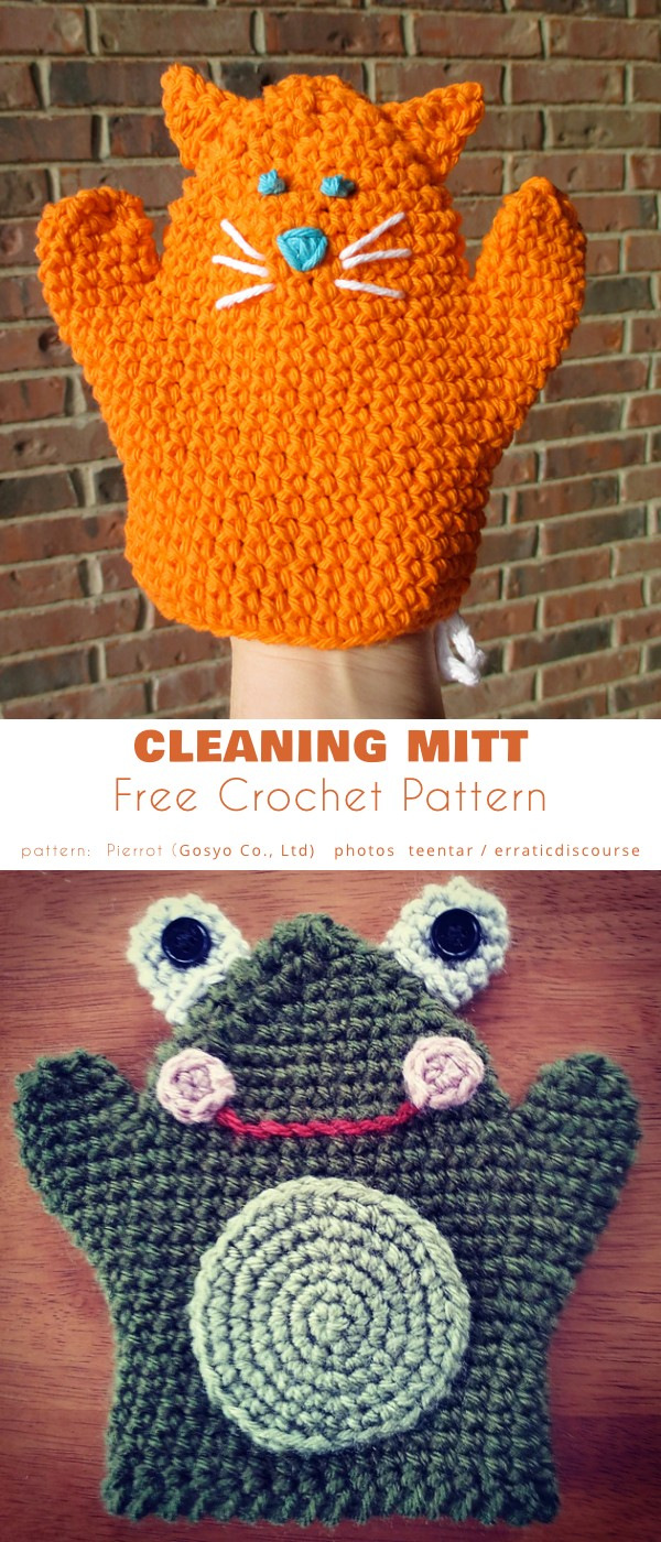Cleaning Mitt