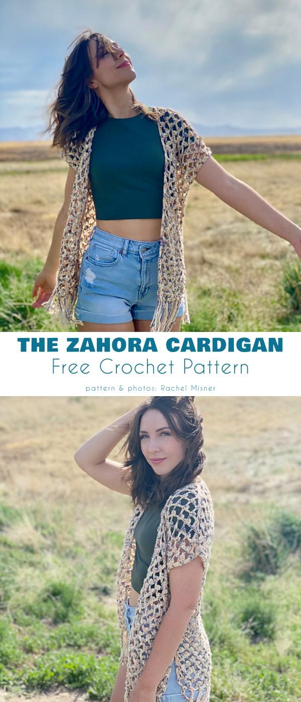 The Zahora Cardigan