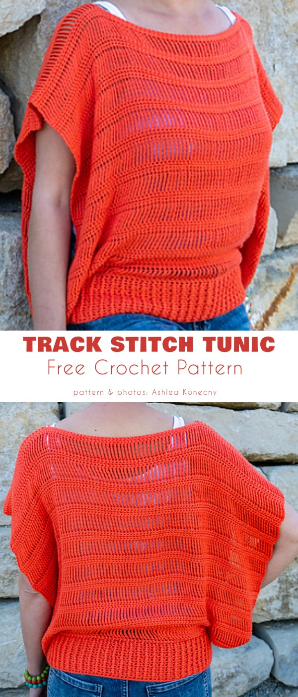 Track Stitch Tunic