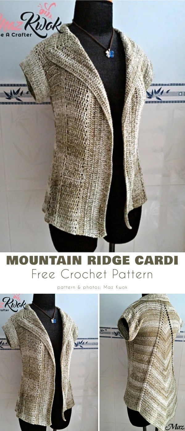 Mountain Ridge Cardi