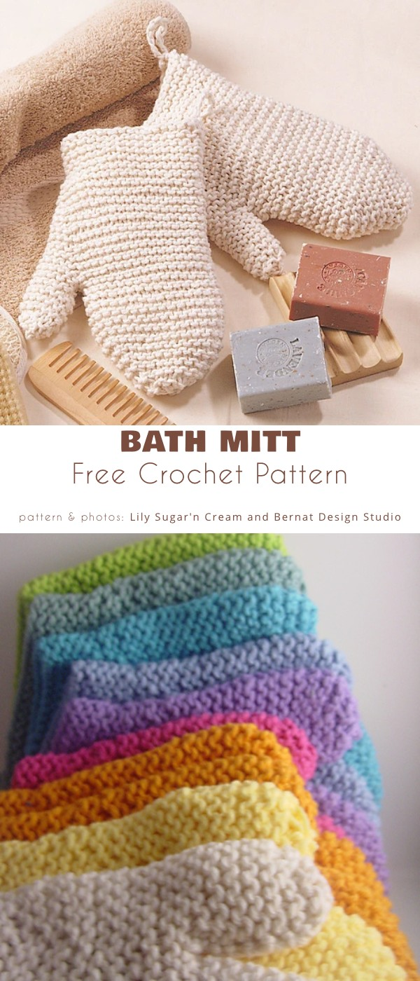 Bath Mitt