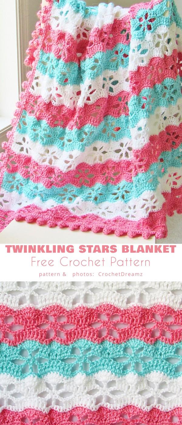 Twinkling Star Blanket