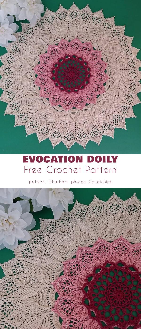 Evocation Doily