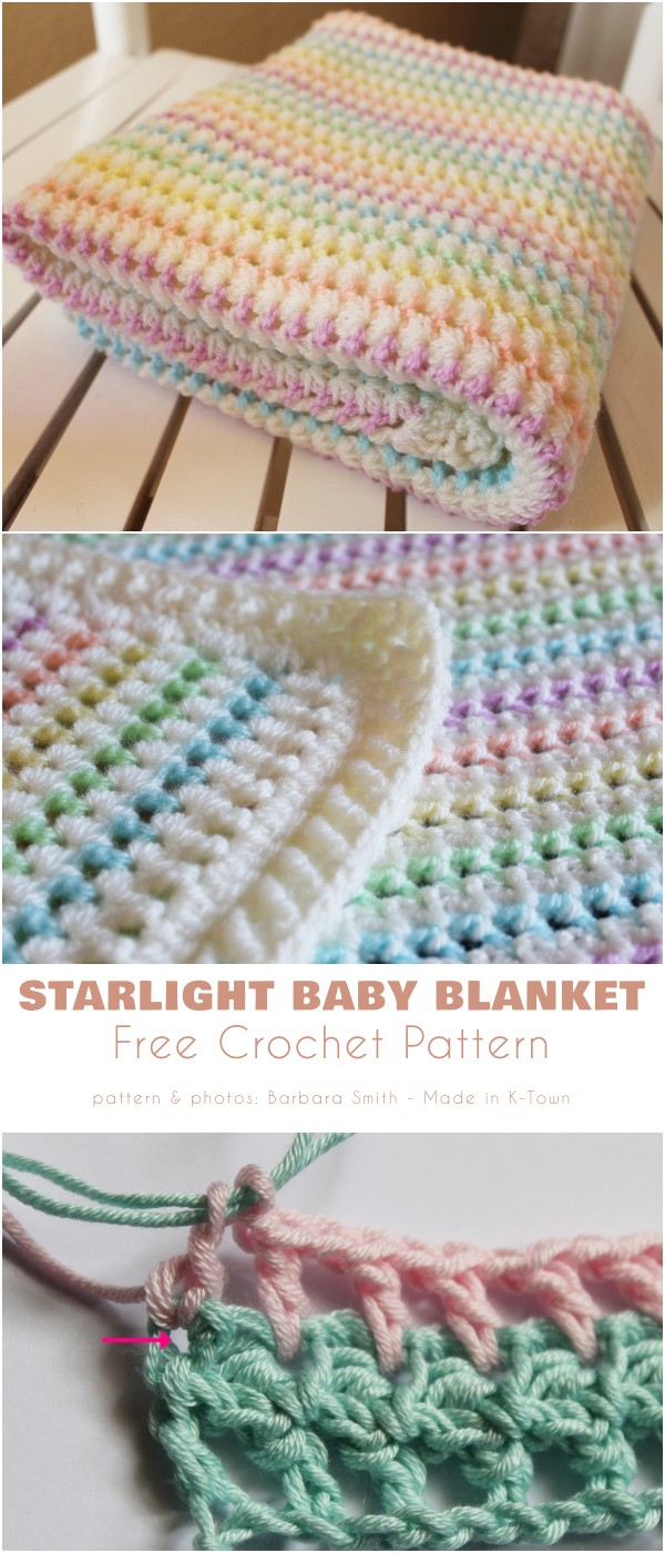Starlight Baby Blanket