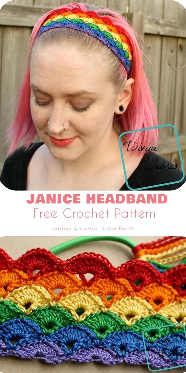 Janice Headband