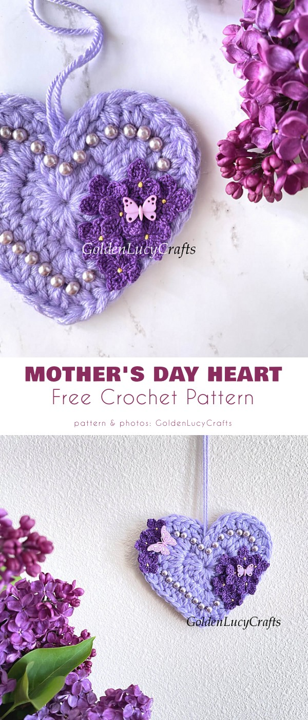 Mother's Day Heart