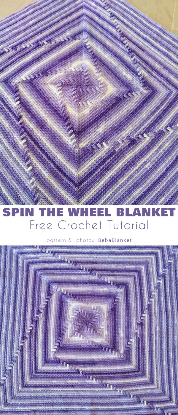 Spin The Wheel Blanket