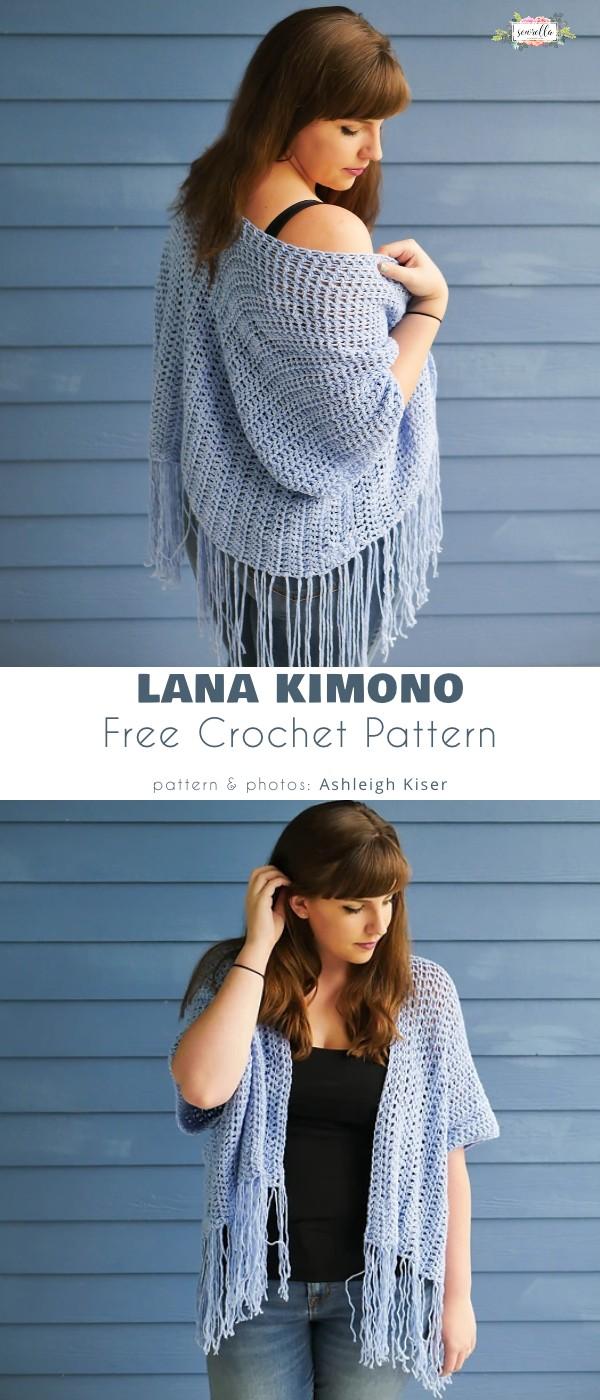 Lana Kimono