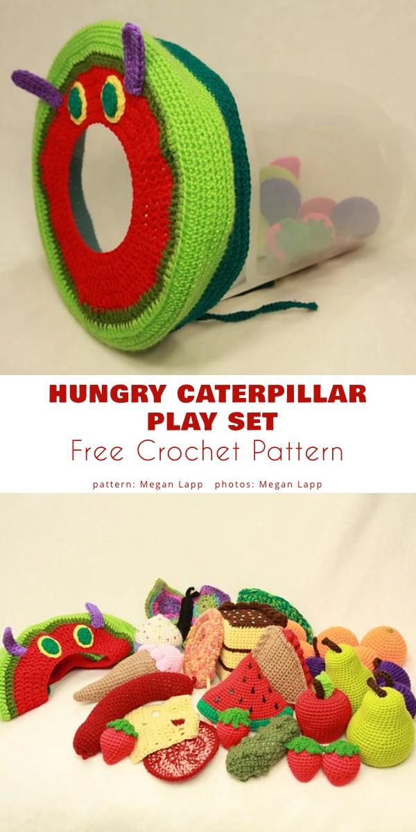 Hungry Caterpillar Play Set