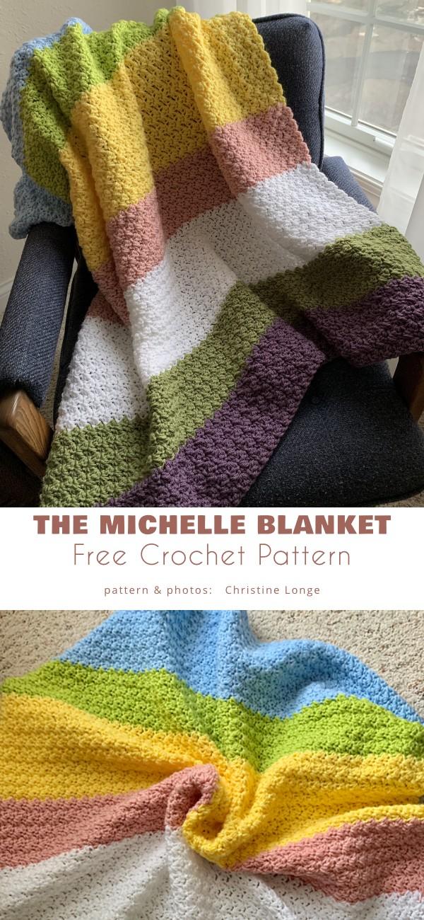 The Michelle Blanket